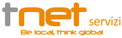 TNET Servizi Logo
